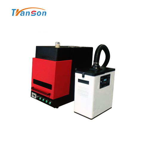 Fiber Laser Marking Engraving Machine With Air Filter